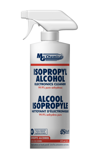 99.9% ISOPROPYL ALCOHOL W/ TRIGGER SPRAY