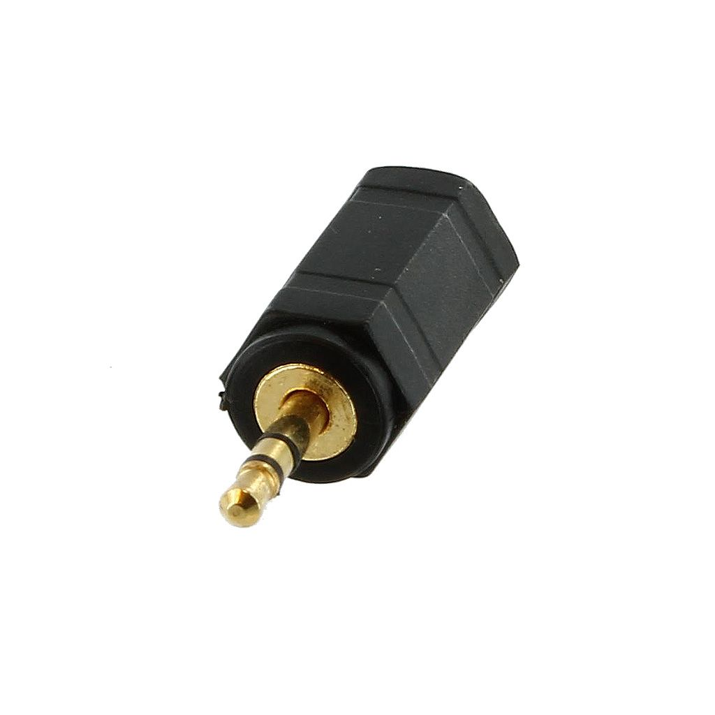 2.5MM STEREO MALE PLUG TO 3.5MM MONO FEMALE JACK