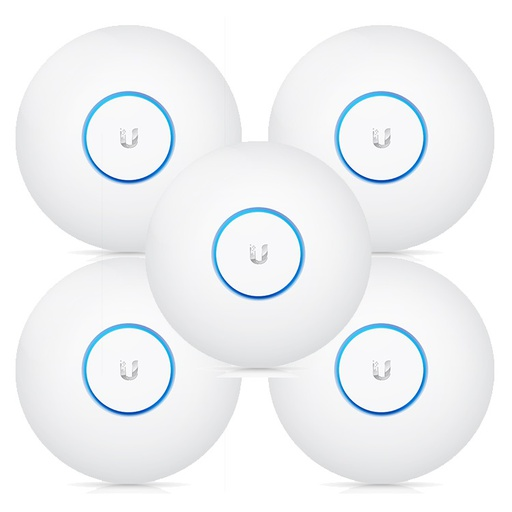 [UAPACPRO5] UBIQUITI UNIFI 802.11AC 3X3 PRO ACCESS POINT (5-PACK)