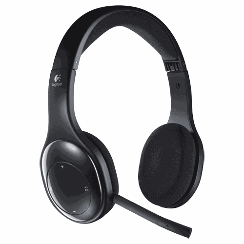 [LOH800] LOGITECH H800 WIRELESS 2.4GHZ/BLUETOOTH HEADSET