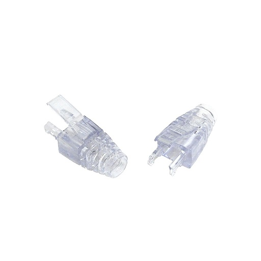 [EZC5ESTR] PLATINUM TOOLS EZ-RJ45 CAT5E STRAIN RELIEF (50/PACK)