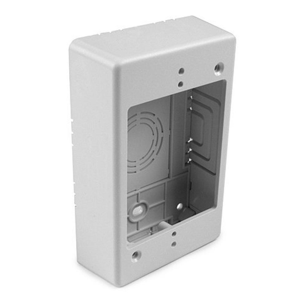 "[HTJB1] JUNCTION BOX 1.25"" DEPTH-WHITE"