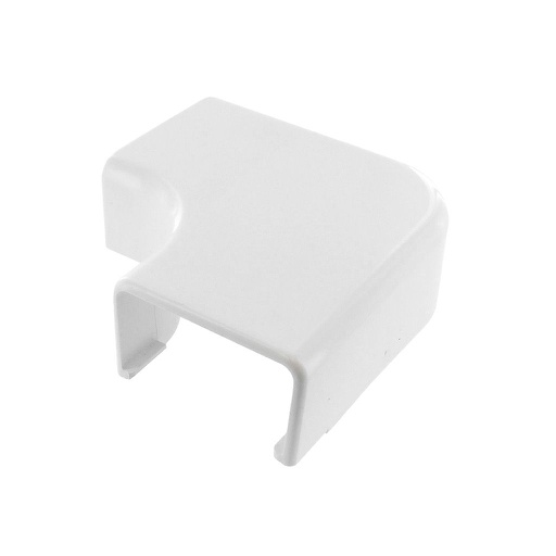 "[HTEC3W] 1.75"" ELBOW COVER  -  WHITE"