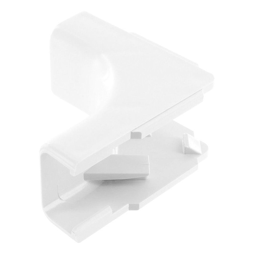 "[HTIC1W] 0.75"" INTERNAL CORNER COVER  -  WHITE"