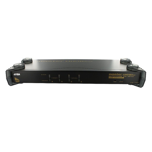 [CS1754] ATEN 4-PORT 1U USB-PS/2 VGA KVM SWITCH