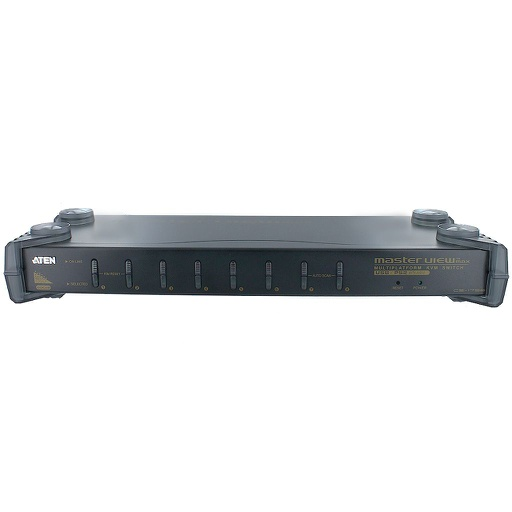 [CS1758] ATEN 8-PORT 1U USB-PS/2 VGA KVM SWITCH