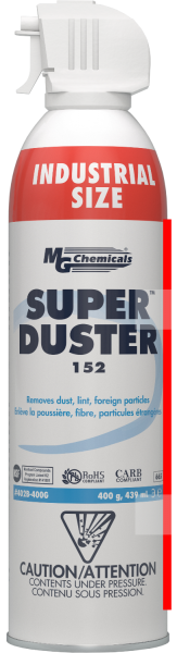 [CA402BL] MG CHEMICALS SUPER DUSTER 152 400G (14 OZ)