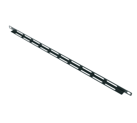 "[MALBP1A] MIDDLE ATLANTIC ""L-SHAPED"" LACER BAR (10/PACK)"
