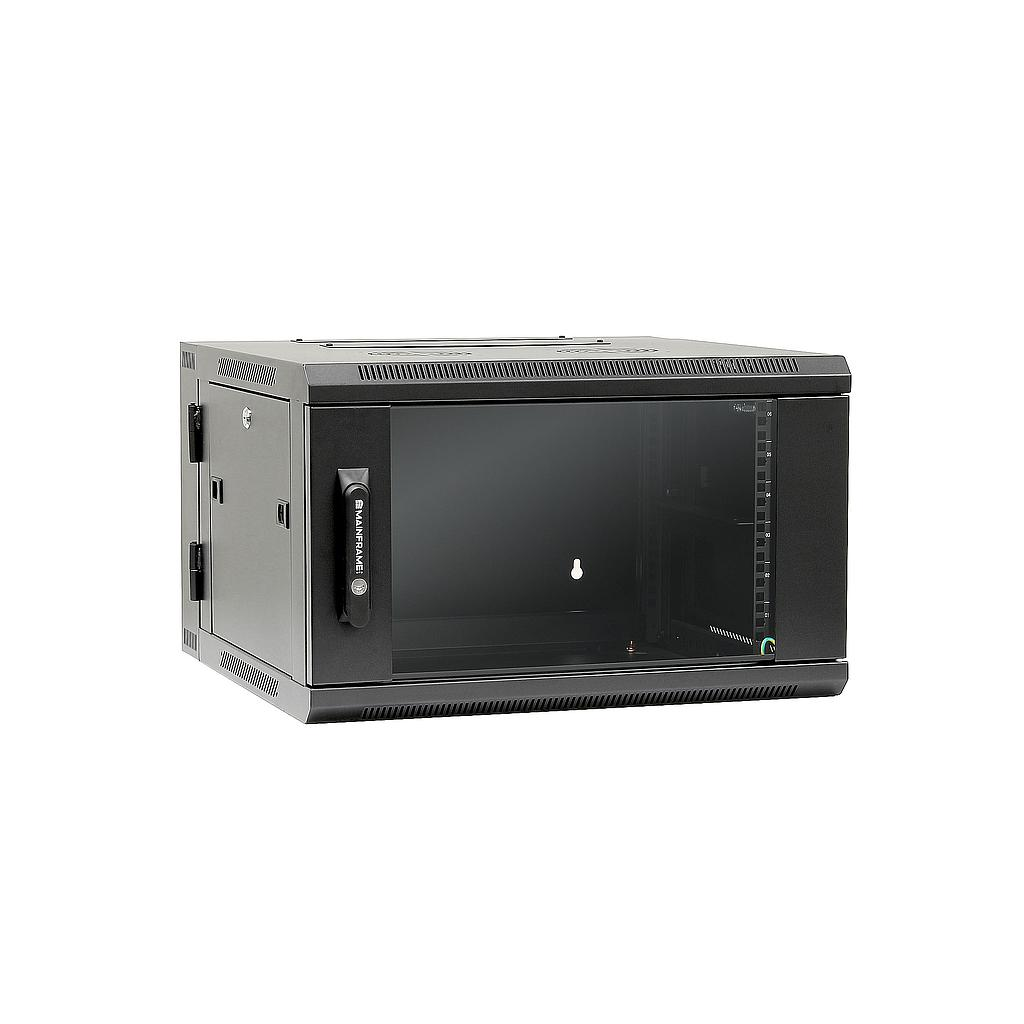 [MFHCAB6U] MAINFRAME 6U HINGED WALL MOUNT CABINET