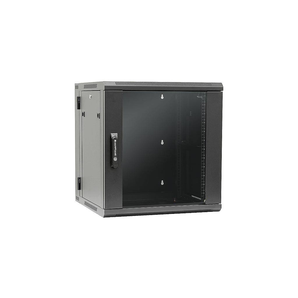 [MFHCAB12U] MAINFRAME 12U HINGED WALL MOUNT CABINET
