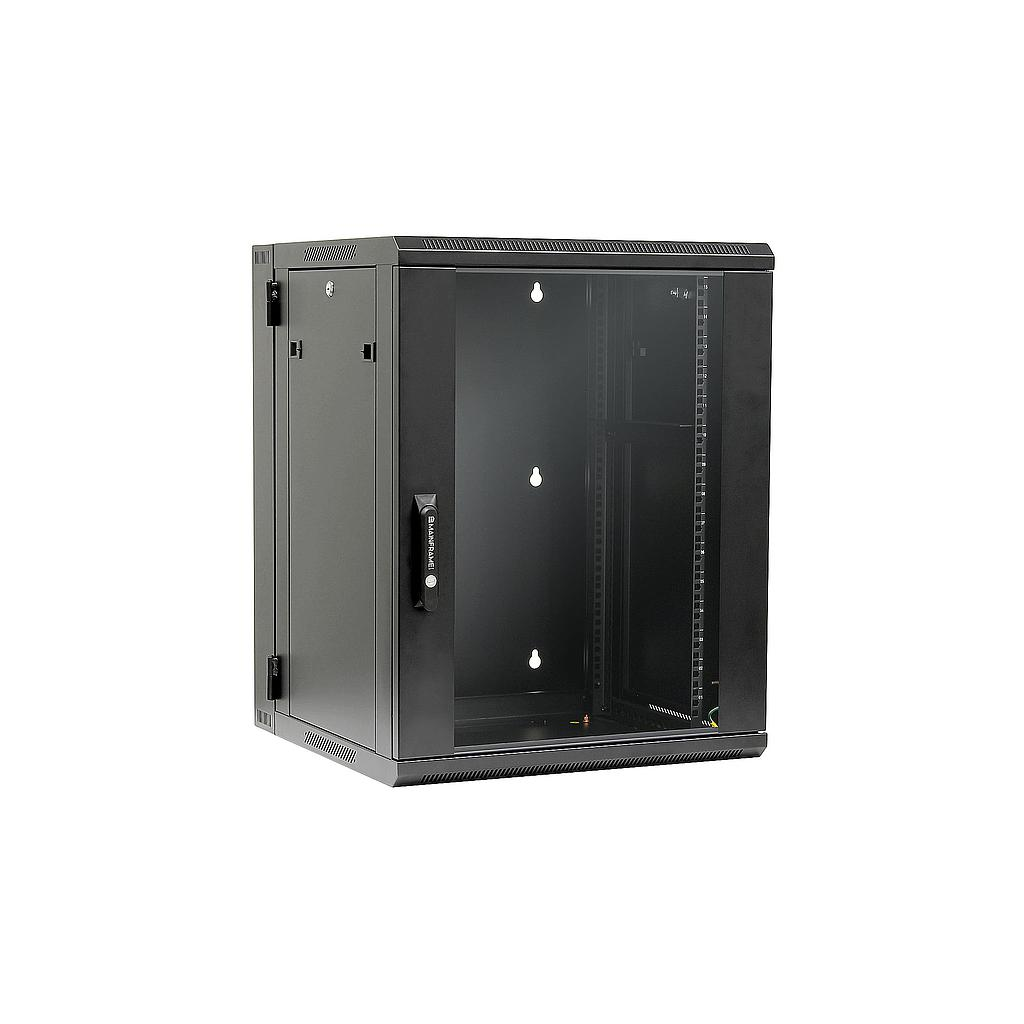 [MFHCAB15U] MAINFRAME 15U HINGED WALL MOUNT CABINET