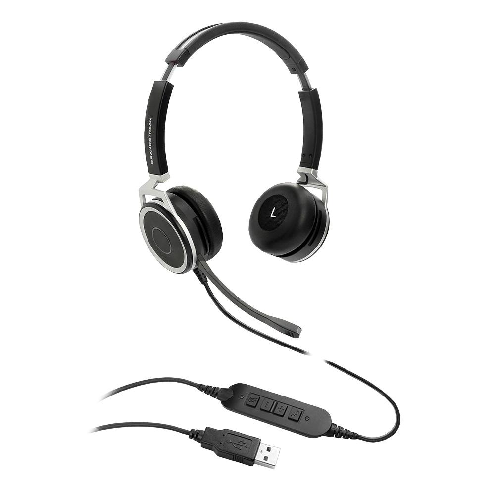 [GSGUV3005] GRANDSTREAM USB HEADSET W/ MIC & BUSY LIGHT